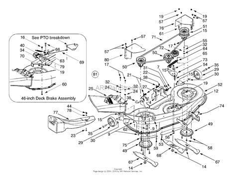 cub cadet lt1042 parts diagram cub cadet parts lookup images