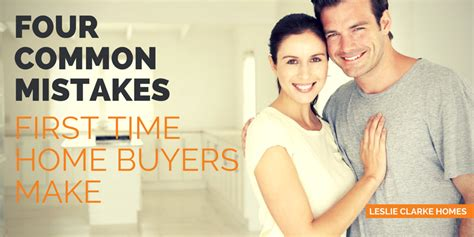 nervous about buying first house common mistakes first time home buyers make westport real estate leslie clarke homes