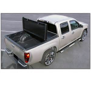 Tri Fold Tonneau Cover For Nissan Frontier Tri Fold Soft Tonneau Cover 2005 2015 Nissan Frontier Crew