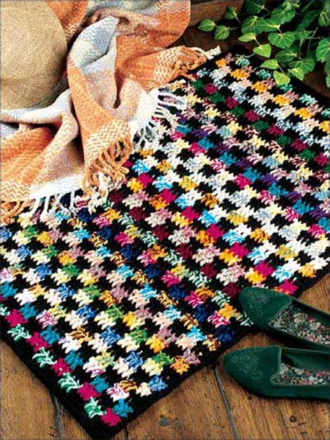 free rug crochet patterns crochet crochet rug patterns bold and beautiful rug