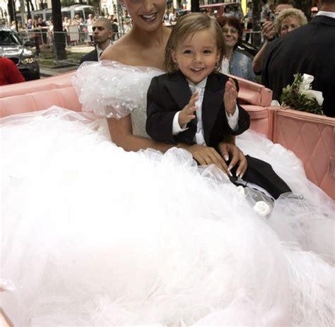 Hochzeit Verona Pooth by Promi Muttergl 252 Ck Verona Pooth Bringt Ihren Zweiten Sohn