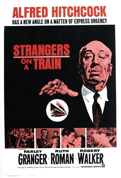 libro strangers on a train cr 237 tica cine strangers on a train 1951 cinelipsis