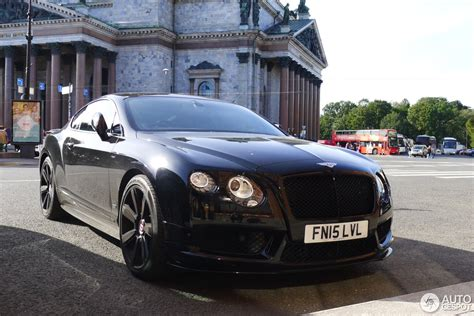 bentley continental 2016 black bentley continental gt v8 s concours series black 24