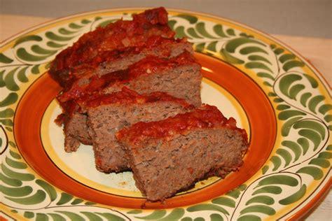 meatloaf recipe dishmaps glazed meatloaf ii recipe dishmaps