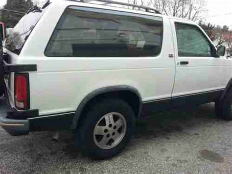 gmc jimmy 1994 find used 1994 gmc jimmy sle sport utility 2 door 4 3l