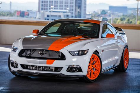 2016 ford mustang by bojix design 2015 sema show 100532743