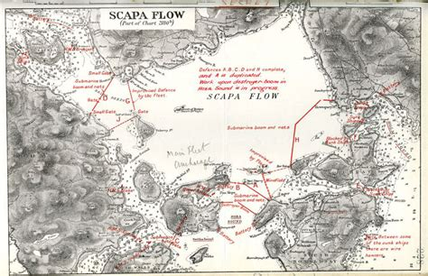 u boat in scapa flow g 246 ring begged hitler to bombard the fleet at scapa flow