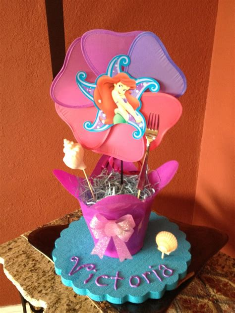 17 best images about little mermaid centerpieces on
