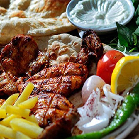 Grilled Chicken (Dajaj Faham)   Q8eGifts.com