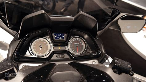 2015 Honda Forza 125 Shows Fresh LED Lights at EICMA 2014