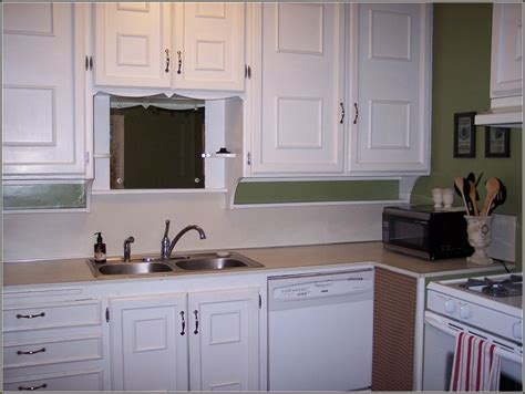 Trim Kitchen Cabinets adding trim to cabinet doors pictures cabinet doors