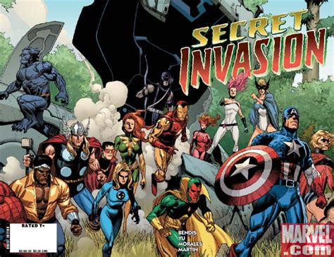 secret invasion secret invasion 1 gets second printing comic box