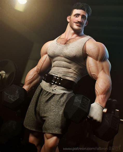 muscly men with soul 187 187 best alex bronnings images on pinterest man art