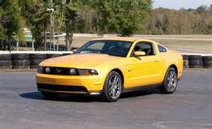 2011 Ford Mustang Gt Car And Driver