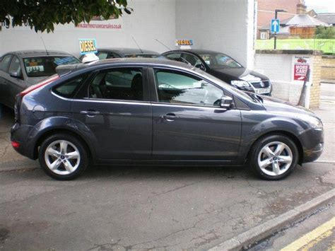 ford focus 2010 for sale used ford focus 2010 diesel 1 6 tdci zetec 5dr hatchback