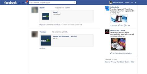 askfm facebook come nascondere i post ask fm dalla bacheca di facebook