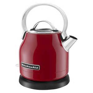 kitchenaid small space electric kettle kek1222 target