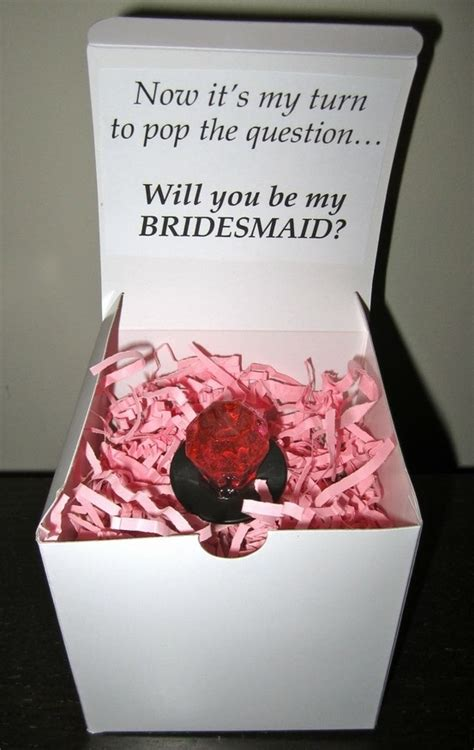 how to ask to be my will you be my bridesmaid