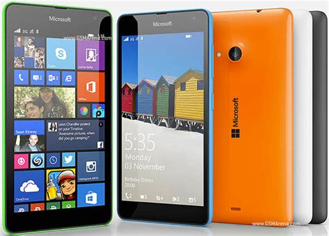 Hp Nokia Microsoft Lumia 535 microsoft lumia 535 pictures official photos