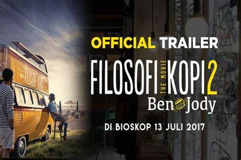 akhir film filosofi kopi akhir pekan di bioskop ini film indonesia yang bisa kamu