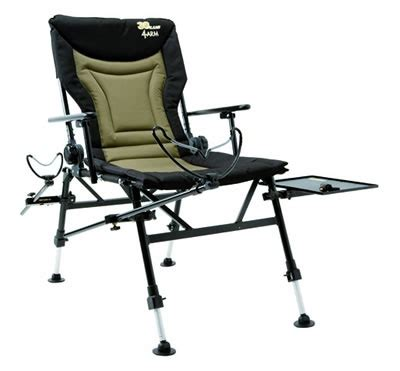Best Camping Chairs Robo 4 Arm Chair With All The Bells And Whistles