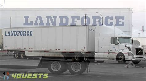volvo corp landforce corp trucking volvo truck