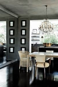 Dining Room With Grey Floor Decor Inspiration Grey Dining Room Hiplip
