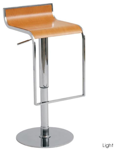 Light Stools by Nero Bar Stool Light Wood Modern Bar Stools And