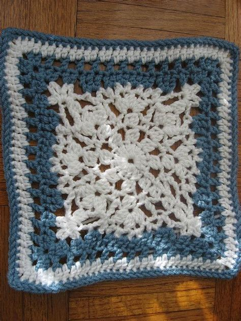 pattern for snowflake granny square crocheted afghan snowflake square oooohhhhh snowflake