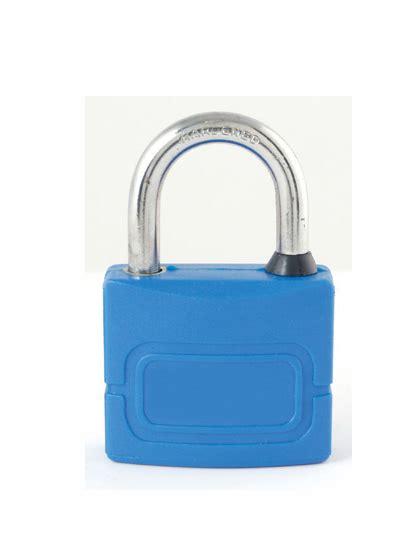 Steel U Bolt Lock Gembok Blue products of steel your best manufacturer global