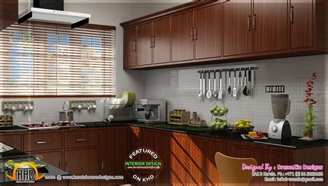 kitchen interior photos kitchen interior dining area design home kerala plans