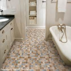 Vinyl Flooring For Bathrooms Ideas by Bathrooms Flooring Ideas Room Design And Decorating