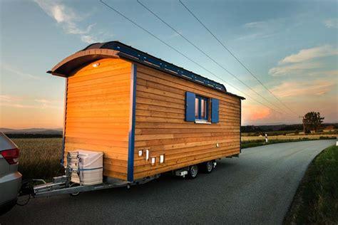 mobiles haus gebraucht kaufen tiny houses fahrbares haus mit holzhaus auf r 228 dern