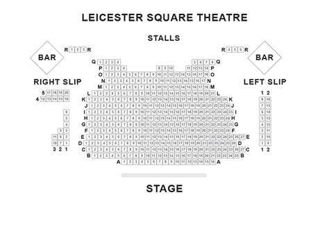 leicester square theatre seating plan boxoffice