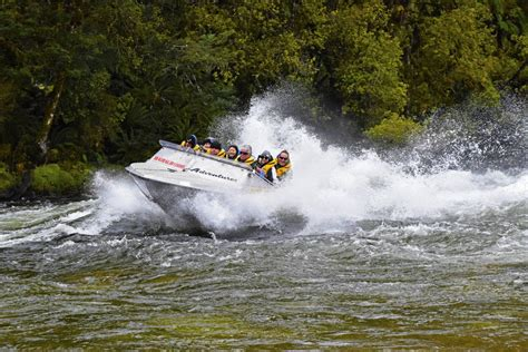 jet boat nz 7 places to jet boat in new zealand backpacker guide new
