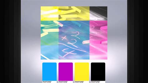 the color spot cg101 what is spot color printing