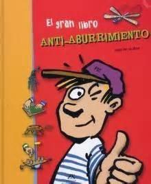 libro el libro antiaburrimiento familia
