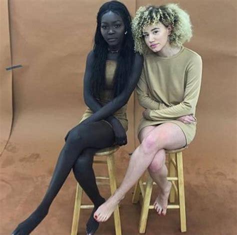 foto model wanita cantik berkulit hitam legam  jadi
