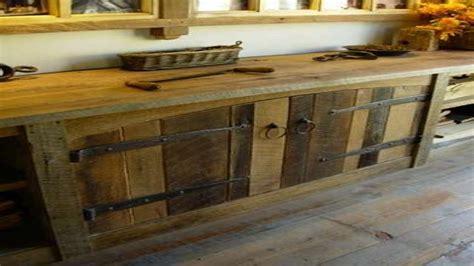 sliding door bathroom cabinet rustic barnwood kitchen