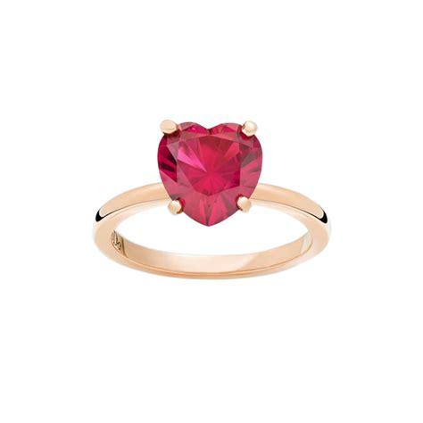 anello cuore pomellato dodo