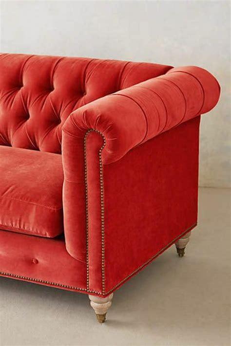 couch tun rotes sofa 80 fantastische modelle archzine net