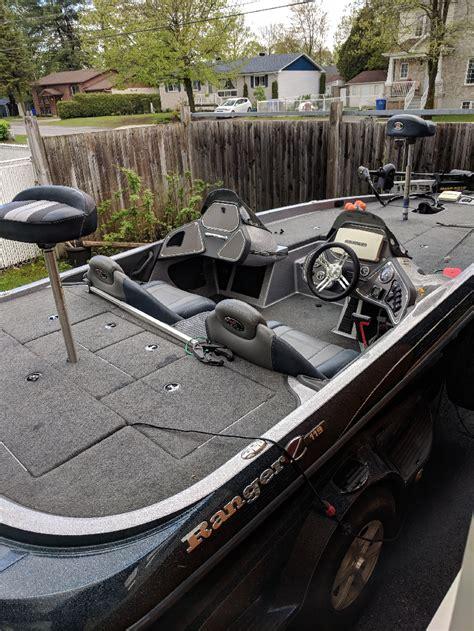 bass boat a vendre bateau de p 234 che ranger bass boat 2013 224 vendre