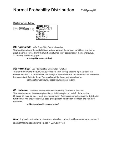 Distribution Worksheet by Standard Normal Distribution Table Worksheet Deployday