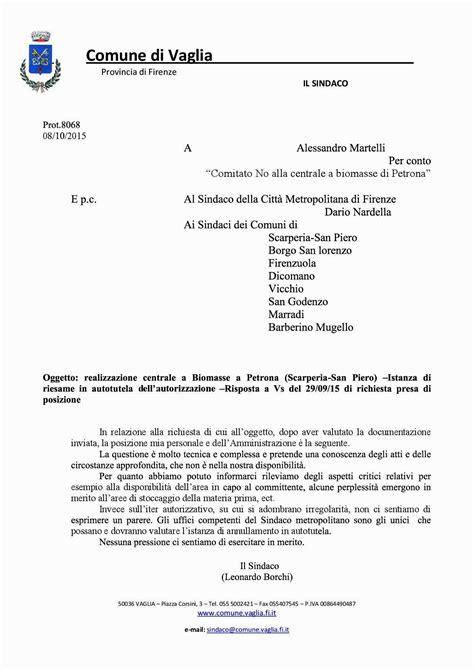 esempi di lettere formali in italiano esempio lettere formali agriturismoarioli