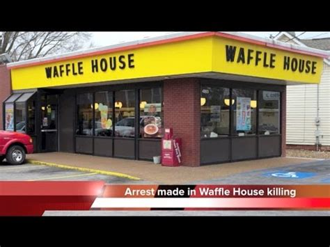waffle house murder darreo harris arrested in murder of juan boyd at chattanooga waffle house youtube