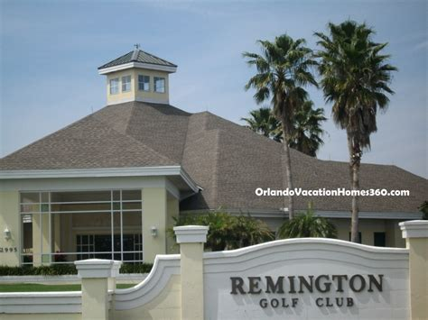 remington kissimmee orlando vacation home rentals near