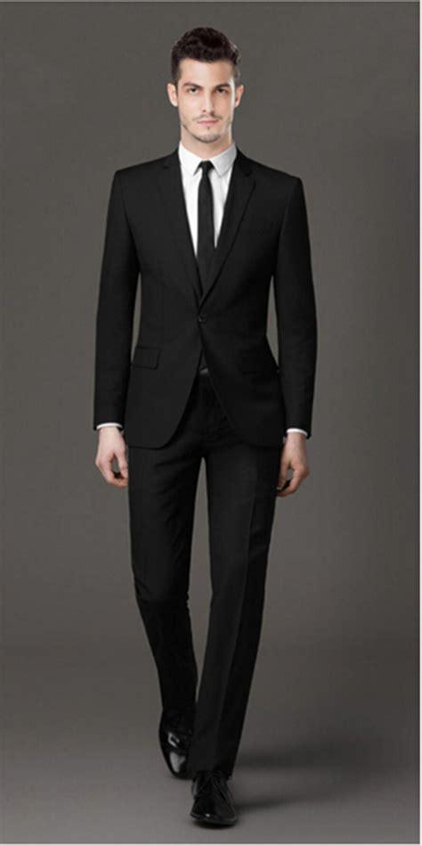 Black Suit Formal Dress Yy