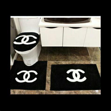 coco bathroom set chanel pinterest affordable