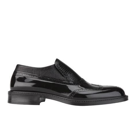 vivienne westwood s leather monk shoes black free