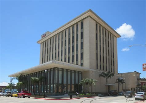 Portland Tx Post Office by Moody National Bank Galveston Arch Ive
